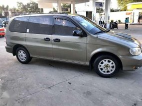 Kia Carnival 2006 Diesel Gray Van For Sale