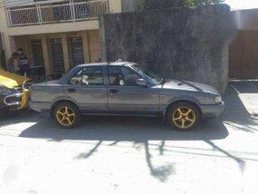 Nissan Sentra ECCS 1991 MT Gray For Sale