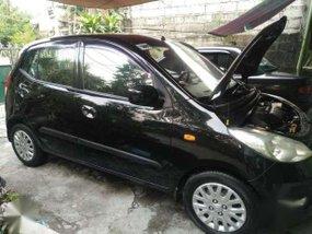 Hyundai i10 2010 GLS 1.2 Matic Black For Sale