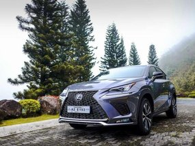 Lexus NX300 2018 makes its debut in the Philippines