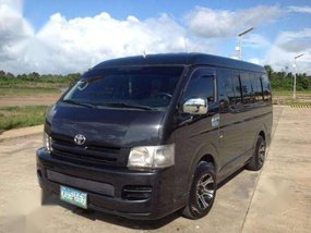 Toyota Hiace GL Grandia 2006 Diesel MT Van For Sale
