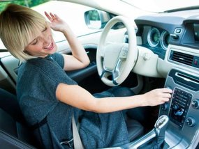 How loud should you play your music while driving?