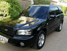 For Sale Subaru Forester '04 AWD