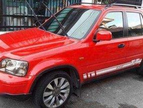 Fully Loaded Honda CRV Gen 1 1997 For Sale