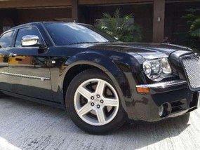 Chrysler 300C 2010 2.7 AT Black For Sale