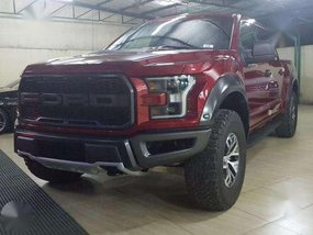 2018 Ford F150 Raptor Twin Turbo Red For Sale