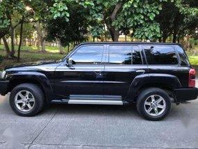 Nissan Patrol Super Safari 2017 Black For Sale