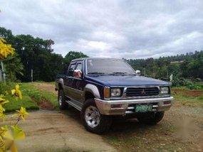 Like Brand New 1999 Mitsubishi Strada 4x4 For Sale