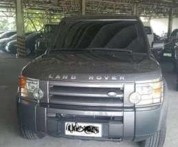 2005 Land Rover Discovery 3 Diesel Gray For Sale