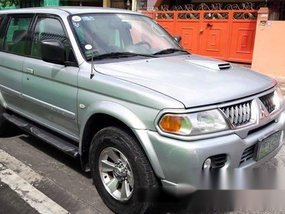 Well-kept MITSUBISHI MONTERO SPORT GLS 2006 MODEL for sale
