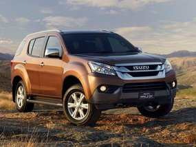 Isuzu MU-X 2018 Philippines Review: Handful of changes both inside & out
