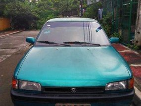 Good as new Mazda 323 1995 M/T for sale in Metro Manila