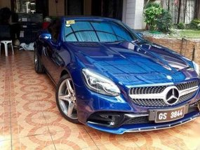 Like Brand New Mercedes Benz Slc 300 For Sale