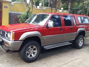 Top Of The Line Mitsubishi Strada 1997 For Sale