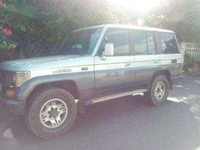 Toyota Land Cruiser Prado EX 1994 Silver For Sale