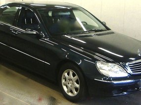 Mercedes Benz S320 (2001) FOR SALE