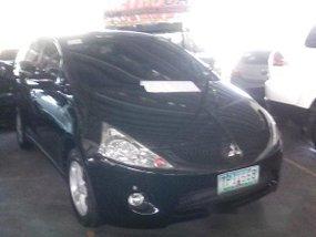 Mitsubishi Grandis 2011 black for sale