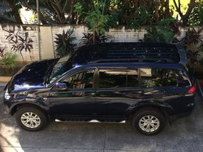 2013 Mitsubishi Montero Sport GLX MT for sale