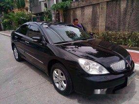 Mitsubishi Galant 2007 black for sale