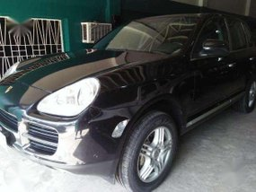 Porsche Cayenne S 2003 AT Black For Sale