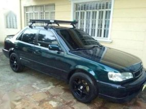 Toyota Corolla Baby Altis 1.8 1999 AT Green For Sale