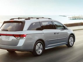 Refreshed Honda Odyssey 2018 finally debuts in the Philippines