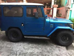 Good Condition Toyota Land Cruiser 1974 Vintage For Sale