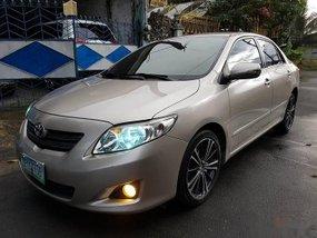 2009 Toyota Corolla Gasoline for sale