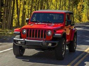 Jeep Wrangler 2018 makes LA debut