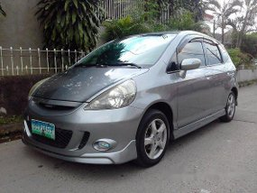 Honda Fit 2005 SILVER FOR SALE