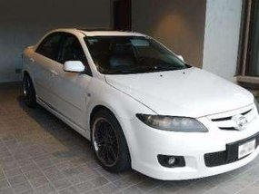 Fresh Mazda 6 2007 2.3L AT White For Sale