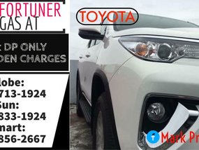 Call Now: 09258331924 Casa Sale 2019 Brand New Toyota Fortuner G Gas AT 31k Monthly