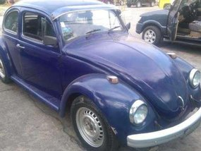 Volkswagen Beetle 1979 MT Blue For Sale