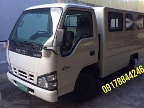 2011 ISUZU Nhr pv local panoramic fb body FOR SALE