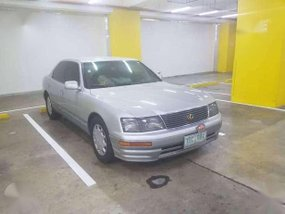 Toyota Celsior 1997 SILVER FOR SALE