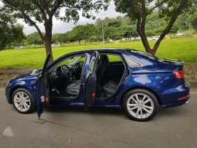 Audi A3 2015 1.8 TFSI blue for sale