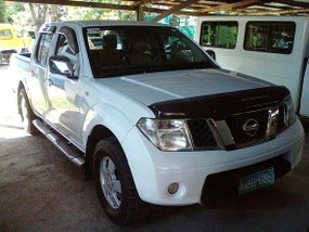 Well-maintained Nissan Frontier Navara 2011 for sale in Cebu