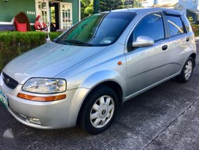 Chevrolet Aveo 2005 for sale