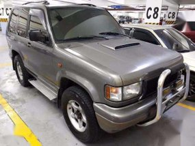 1998 Isuzu Bighorn (Trooper) 3.1 Turbodiesel 4x4 3 Door Irmscher   Message sent!