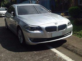 Well-kept BMW 520d 2011 for sale in Metro Manila