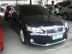 Good as new Lexus CT 200h 2012 for sale in Abra