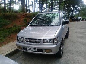 2002 Isuzu Crosswind for sale