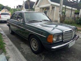 Mercedes Benz W123 300D 1980 for sale