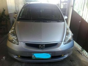 Honda Jazz 2004 1.3 iDSi AT Silver For Sale