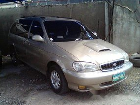 Well-maintained Kia Carnival 2006 for sale