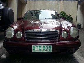 1996 Mercedes Benz E230 for sale