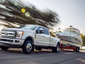 Ford F-Series Super Duty 2018 to come soon