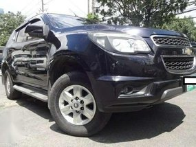 2013 Chevrolet Trailblazer 4X2 Diesel Manual for sale