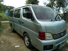 Nissan Urvan estate 3.0 di 2002mdl FOR SALE