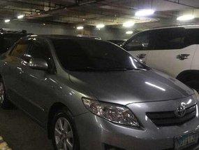 For sale 2009 model Toyota Altis car